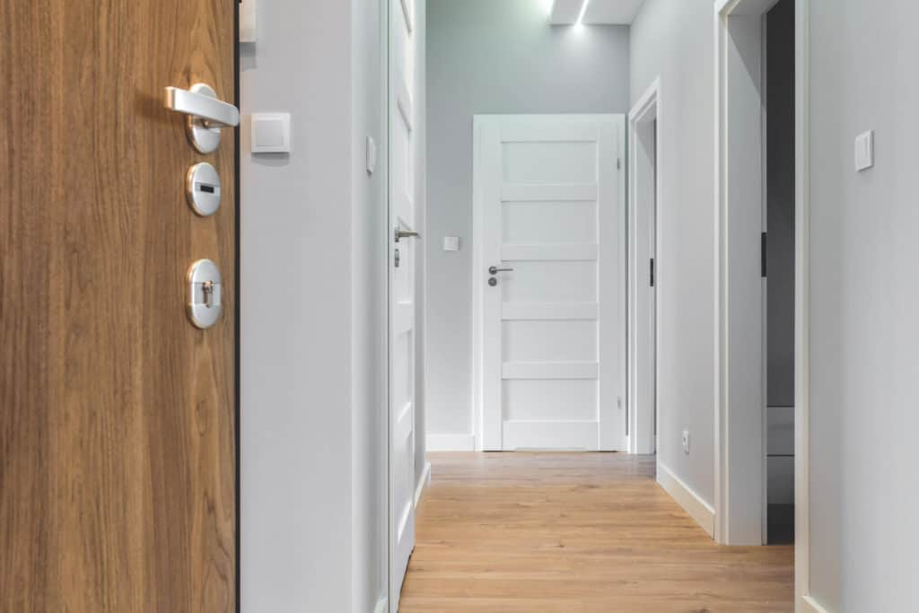 INTERIOR DOOR, PASSAGE DOOR, CUSTOM DOORS, MINNEAPOLIS CUSTOM DOORS