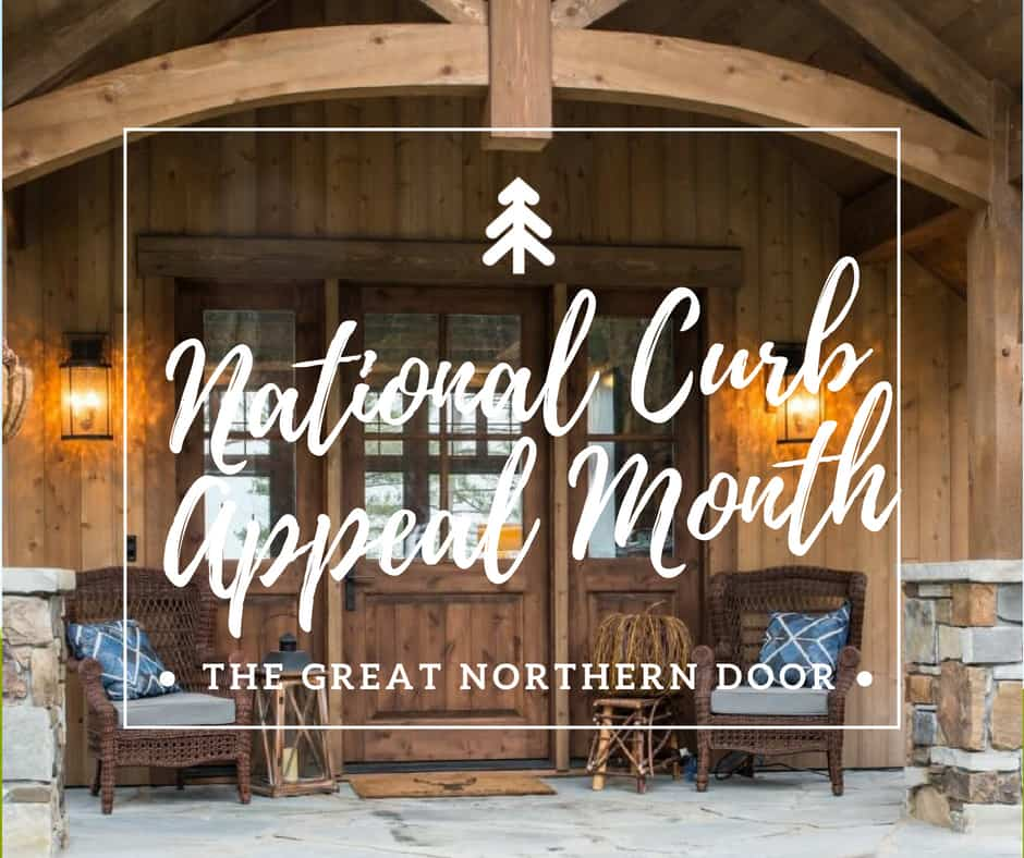National Curb Appeal Month 2018