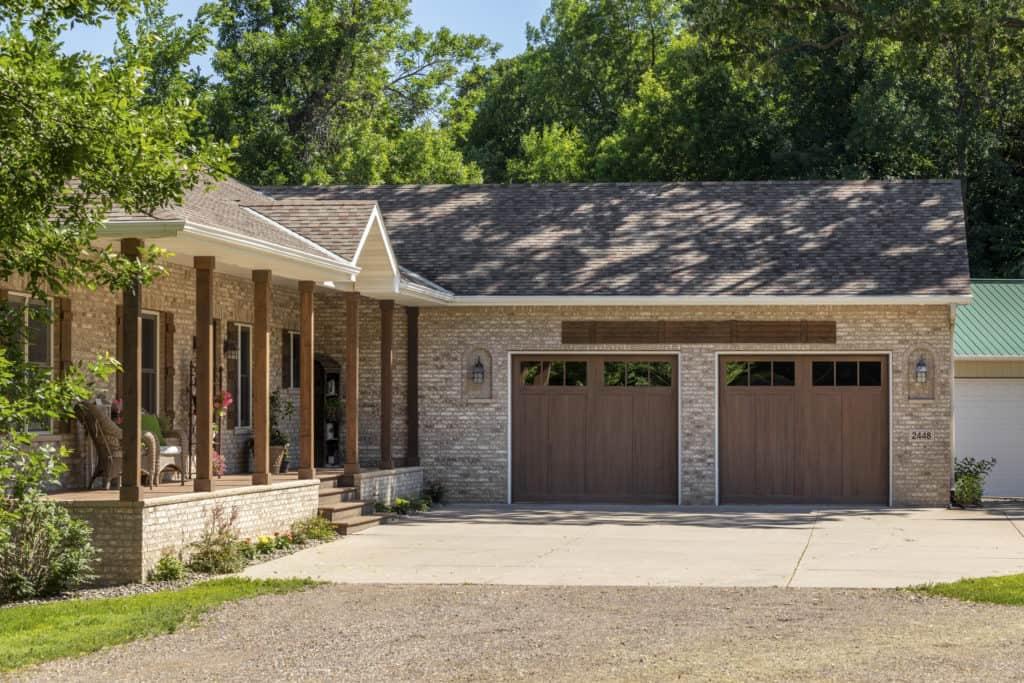 alternative composite garage doors, garage doors, custom doors, exterior update, house ideas
