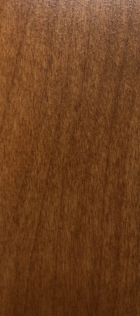 Butternut wood stain color, stained wood doors, custom doors, garage doors, front door