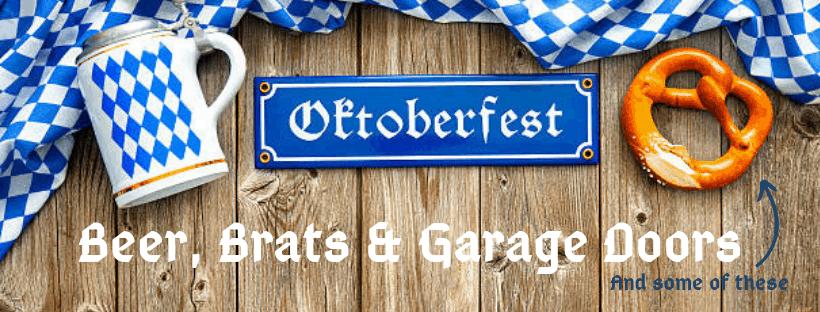 octoberfest, open house, facility tour, garage doors
